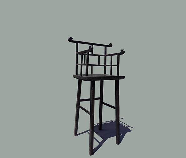 Korean Altar Chair (Gyoui)