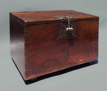korean coin chest