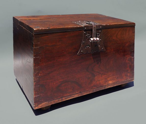 Korean Coin Chest (Ton-Kwe)