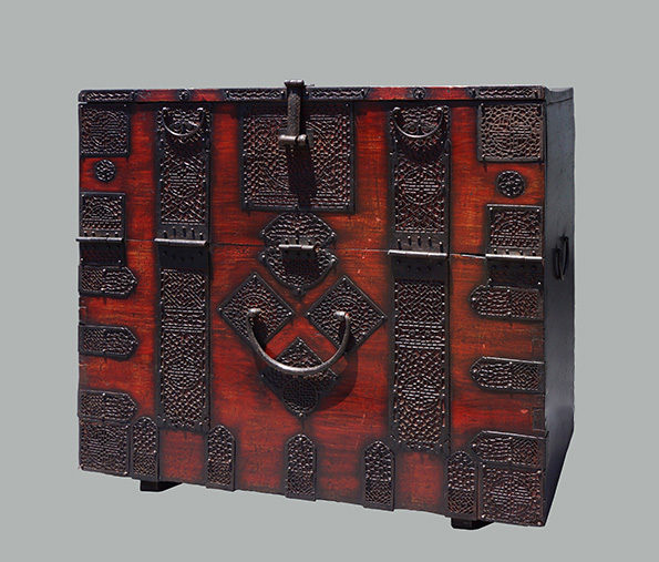 Korean Chest (Bandaji) – Choson Dynasty
