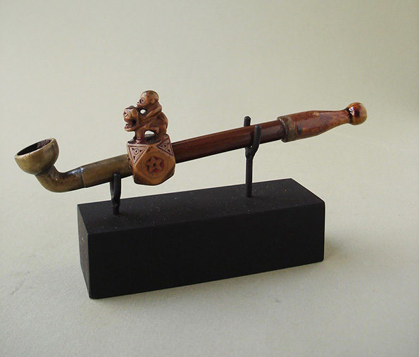 Chinese Tobacco Pipe