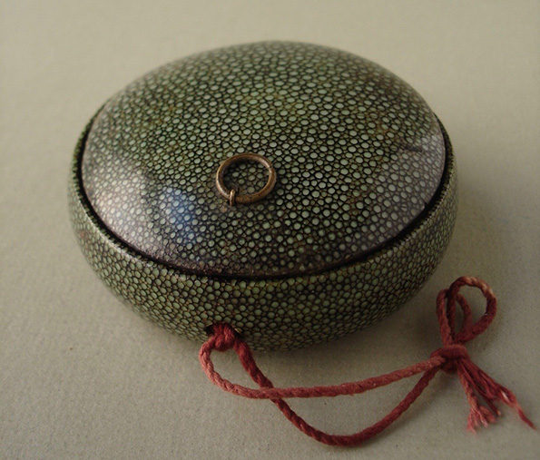 Chinese Eyeglass Case with Spectacles